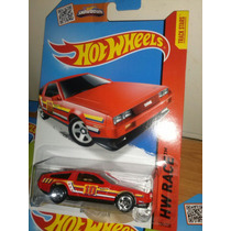 Hotwheels Dmc Delorean 2015