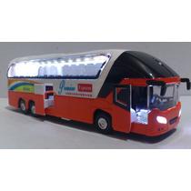 Autobus Neoplan Escala Naranja-blanco