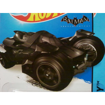 Batman Arkham Knight Batimobile Hot Wheels Hw City 61/250