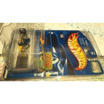 Go Kart Amarillo Con Azul Hot Wheels 2002 Lyly Toys