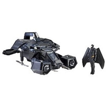 Batman The Dark Knight Rises El Vehículo Bat