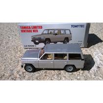 Nissan Safari Extra Van Dx De Tomica Limited Vintage 1:64