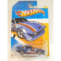 Hot Wheels Mazda Rx-7 Azul 31/247 2012 Tl