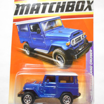 Fermar4020 *´68 Toyota Land Cruiser* V-59 64/100 Matchbox
