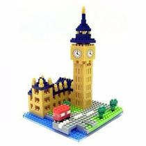 Figura Armable Nanoblock Big Ben