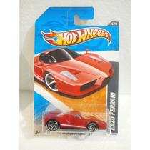 Hot Wheels Enzo Ferrari Rojo 115/244 2011 Tl