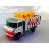 Lesney Matchbox Scaffolder Truck Siempre En Vitrina