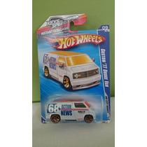 Custon 77 Van Hot Wheels, De Coleccion