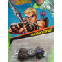 Hot Wheels Marvel Ojo De Halcon (hawkeye), De Coleccion