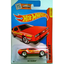 Hot Wheels - Dmc Delorean - 2015