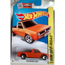Hotwheels Volkswagen Caddy #124 2015