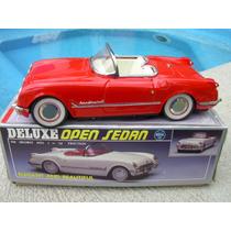 Corvette Deluxe Open Sedan De New Toy 1:18 Vv4