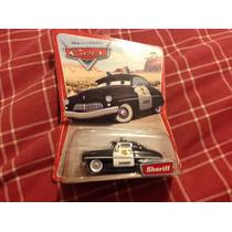Cars Disney Sheriff Primera Edición