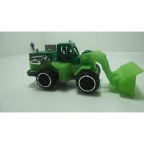 Wheel Loader -cargador Frontal Hotwheels Ganalo...!!!!hm4