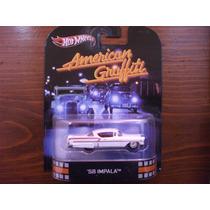 Hot Wheels Pop Culture Retro American Graffiti 1958 Impala
