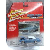 Johnny Lightning - 1968 Cougar Xr7 Nuevo En Blister