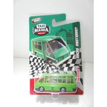 Taxi Mania Taxi Micro Monterrey Verde