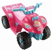 Quad Power Wheels Barbie Lil