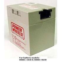 Bateria Para Power Wheels 12v 9.ah Jeep De Barbie Mustang Et