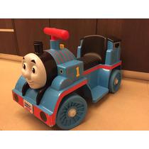 Carrito Eléctrico Power Wheels De Thomas