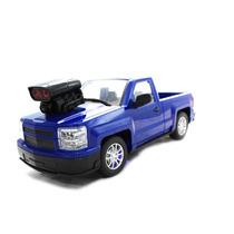Camioneta Radio Control 4d Con Luz Y Sonido