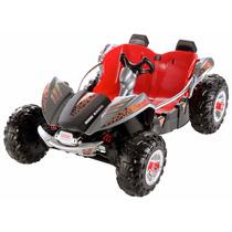 Carrito Electrico Pila Power Wheels Dune Racer Todo Terreno