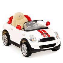 Carrito Electrico A Control Remoto Mini Cooper Montable