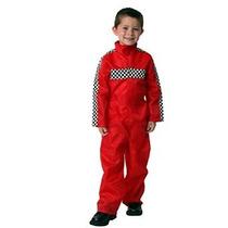 Mono Conductor Niños Red Racecar (elegir Tamaño)