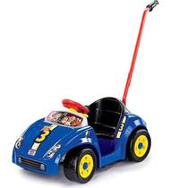 Carro Eléctrico Power Wheels Niños 0 A 4 Años Excelente