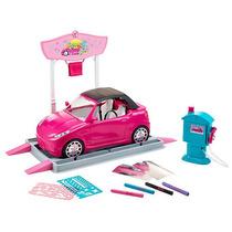 Barbie De Vehículos Y Car Wash