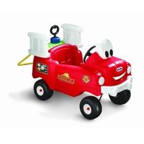 Little Tikes Spray Y Camiones De Bomberos Y Rescate