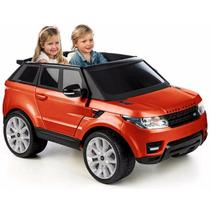 Range Rover 12 V Roja