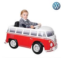 Vehiculos Para Niños Prinsel Electrico Vw Mini Bus