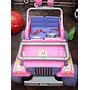 Jeep Barbie Carro Eléctrico Rm4