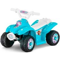 Moto Infantil Electrica 6 Volt Disney, Frozen