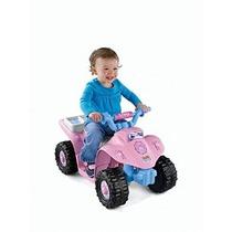 Quad Power Wheels Disney Princess Lil