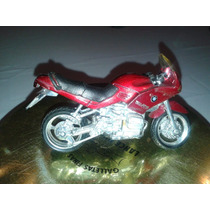 Motocicleta De Juguete Color Rojo