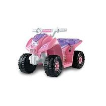 Power Wheels Fisher-price 6 Volt Lil Quad Ride On - Minnie M