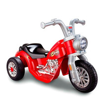 Motocicleta Montable Power Wheels® Harley-davidson® Rocker