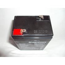 Bateria Recargable Nueva Carro Electrico Sb-0604 6v 4a