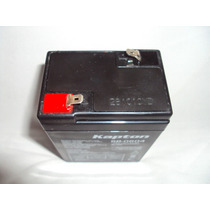 Batería Recargable Nueva Para Carro Electrico Kapton Sb-0604