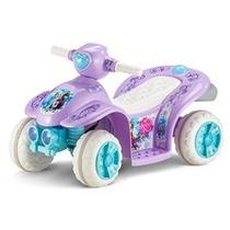 Kid Trax Frozen 6v Niño Quad Ride On