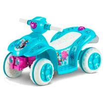Moto Infantil Electrica 6 Volt Disney, Frozen Kidtrax