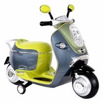 Moto Scooter Eléctrica Mini Cooper Prinsel Niño/niña A Meses