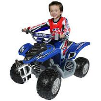 Cuatrimoto Electrica Infantil Yamaha Raptor 12 Volt