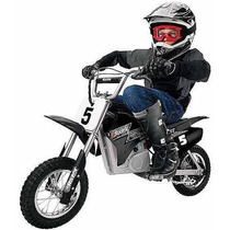Moto Carrito Electrico Montable Motocross Eléctrica Razor
