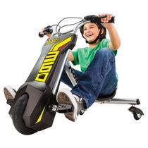 Nuevo Triciclo Scooter Eléctrico Razor Power Rider Giro 360°