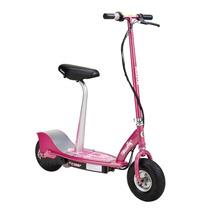 Super Scooter Electrico Con Asiento. Razor E 300s Vv4