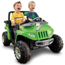 Carrito Carro Electrico Montable Aligator Fisher Price