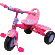 Triciclo Rosa Plegable De Facil Guardado En Automovil Hwo